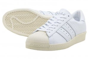 adidas SUPERSTAR 80S RECON アディダス スーパースター 80s リーコン R WHITE/R WHITE/OFF WHITE EE7392