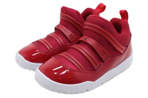 NIKE JORDAN 11 RETRO LITTLE FLEX PS - GYM RED/BLACK-WHITE