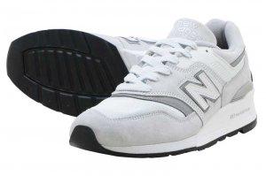 New Balance M997 LBG - WHITE