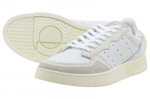 adidas SUPERCOURT - CRYSTAL WHITE/CHALK WHITE/OFF WHITE