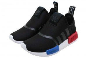 adidas NMD 360 C - CORE BLACK/CORE BLACK/RUNNING WHITE