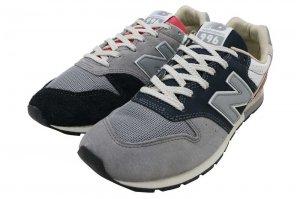 New Balance CM996 OG - BLACK/GRAY/WHITE/RED