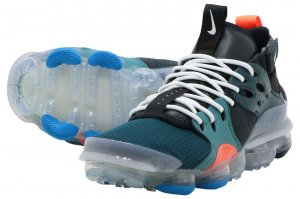 NIKE AIR DSVM - MIDNIGHT TURQUOISE/WHITE-MINERAL TEAL