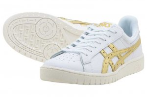 asics Tiger GEL-PTG - WHITE/RICH GOLD