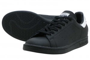 adidas STAN SMITH - CORE BLACK/RUNNING WHITE/CORE BLACK