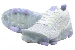 NIKE W AIR VAPORMAX FLYKNIT 3 - TRUE WHITE/BARELY VOLT