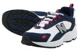 New Balance ML615 NNR - NAVY/RED