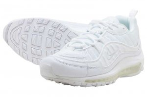 NIKE AIR MAX 98 - WHITE/PURE PLATINUM