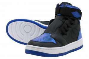 NIKE WMNS AIR JORDAN 1 NOVA XX - BLACK/GAME ROYAL-WHITE