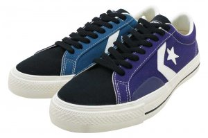 CONVERSE SKATEBOARDING PRORIDE SK CV OX - PURPLE/BLACK/NAVY