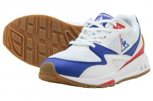 le coq sportif LCS R 800 - WHITE/BLUE/RED