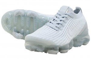 NIKE W AIR VAPORMAX FLYKNIT 3 - WHITE/WHITE-PURE PLATINUM