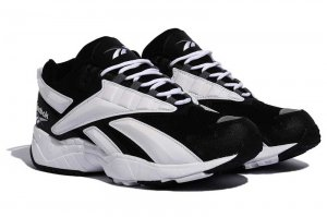 Reebok INTVL 96 - BLACK/WHITE/TRUE GREY