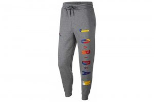 NIKE JORDAN DNA FLEECE PANT - GREY