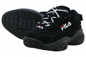 FILA PROVENANCE - BLACK/BLACK/WHITE
