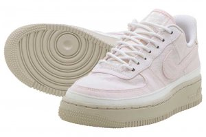 NIKE WMNS AIR FORCE 1 '07 SE - LIGHT SOFT PINK
