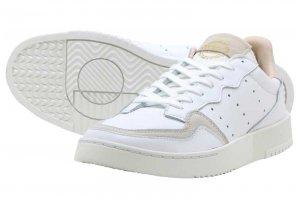 adidas SUPERCOURT アディダス スーパーコート R WHITE/R WHITE/CRYSTAL WHITE EE6034