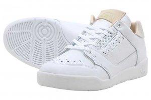 adidas SLAMCOURT W アディダス スラムコート ウィメンズ R WHITE/R WHITE/LINEN EF2097