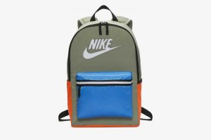 NIKE HERITAGE JERSEY CULTURE BACKPACK - JADE STONE/LIGHT PHOTO BLUE/WHITE