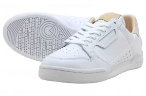 adidas CONTINENTAL 80 アディダス コンチネンタル 80 R WHITE/R WHITE/CRYSTAL WHITE EF2101