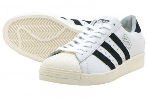 adidas SUPERSTAR 80s RECON - RUNNING WHITE/CORE BLACK/OFF WHITE