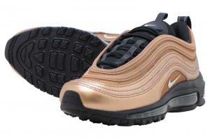 NIKE W AIR MAX 97 - METALIC RED BRONZE