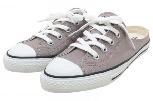 CONVERSE ALL STAR S MULE SLIP OX - CHARCOAL