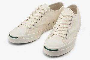 CONVERSE JACK PURCELL RET LT - WHITE