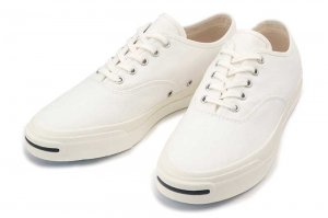 CONVERSE JACK PURCELL RET BM - WHITE