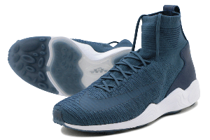 NIKE ZOOM MERCURIAL XI FLYKNIT - SQUADRON BLUE/SQUADRON BLUE-OCEAN