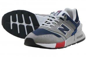 New Balance MS997 LOQ - GRAY/NAVY