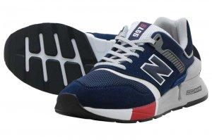 New Balance MS997 LOT - NAVY/WHITE