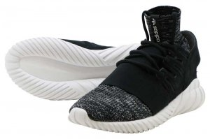 adidas TUBULAR DOOM PK アディダス チューブラー ドゥーム プライムニット C BLACK/GRANITE/V WHITE BB2392