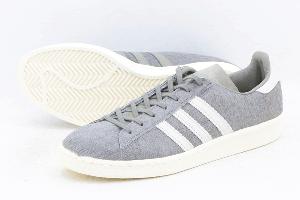 adidas CAMPUS 80's - GREY/CHALK WHITE/CHALK WHITE