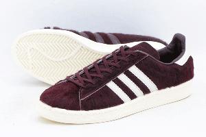 adidas CAMPUS 80's - COL BURGANDY/C WHITE