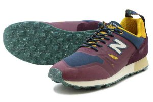 New Balance TRAIL BUSTER TBTF HBN - SUPERNOVA RED
