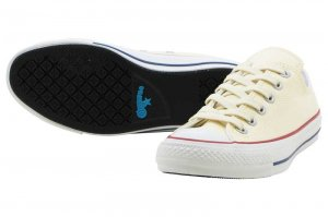 CONVERSE ALL STAR 100 COLORS OX - N WHITE