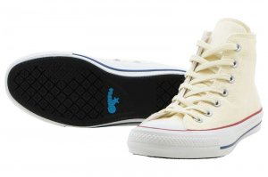CONVERSE ALL STAR 100 COLORS HI - N WHITE