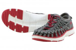 KEEN UNEEK O2 YOUTH - Magnet/Tango Red
