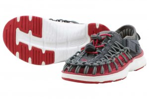 KEEN UNEEK O2 CHILDREN - Magnet/Tango Red