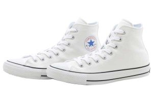 CONVERSE ALL STAR 100 COLORS HI - WHITE