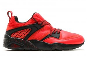 PUMA × RED RISE BLAZE OF GLORY - RED/BLACK