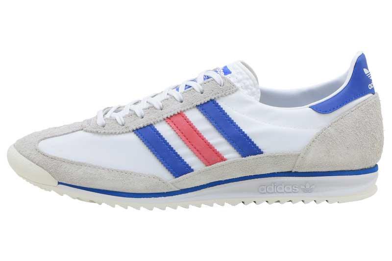 adidas SL 72 - FTW WHITE/GLORY BLUE/GLORY RED
