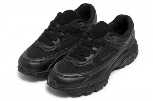 UMBRO AP-VINTAGE - BLACK
