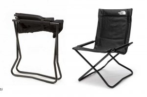 THE NORTH FACE CAMP CHAIR - K(BLACK)