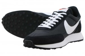 NIKE AIR TAILWIND 79 - BLACK/WHITE-TEAM ORANGE