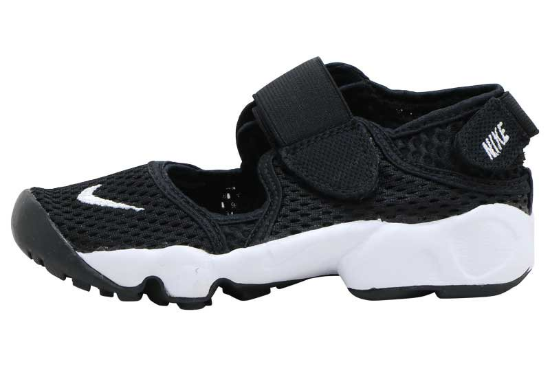 NIKE RIFT (GS/PS BOYS) - BLACK/WHITE