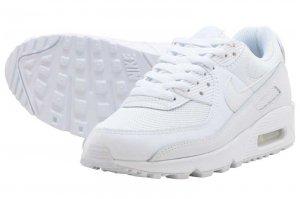 NIKE W AIR MAX 90 ナイキ ウィメンズ エア マックス 90 WHITE/WHITE-WHITE-WOLF GREY CQ2560-100
