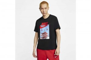 NIKE AS M NSW TEE AIR PHOTO TEE ナイキ エアー フォト Tシャツ BLACK CT6531-010