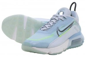 NIKE AIR MAX 2090 - ICE BLUE/BLACK-LASER ORANGE